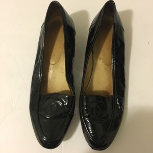 CHANEL vintage shoes Size 10 made in France